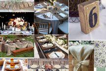 rustic-chic wedding