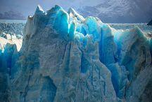 Glaciers / by Gina