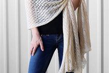 How to wear a shawl?/ Hogy viseljünk kendőt?