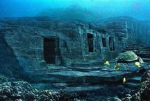 PAVLOPETRI / In the southern Peloponnese and specifically in the small village Paulopetri is submerged an underwater city that dates back before 5000 years.The residents knowing the importance of this city and with the fear becoming a port they recently formed a chain to protest ....It is the oldest sunken city around the world.It seems to be an incredible advanced culture here....
