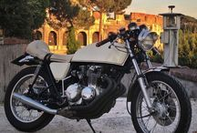 Cafe / Motorbikes and lifestyle