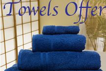 Towelsoft Towelling Offers / Some offers from Towelsoft limited stocks only