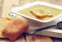 SOUPS not for winter only / gluten free, glutenfrei, glutenvrij, sin gluten, sans gluten, senza glutine