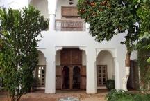 Riyad  el Mezouar, Marrakech / www.monmarocguide.com