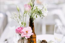Cassidy wedding centerpiece