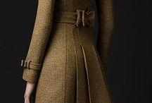 Módní inspirace - různé / Co se jinam nevešlo. Sukně, kalhoty, svetry, kabáty...