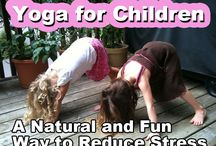 Mom and Child Yoga