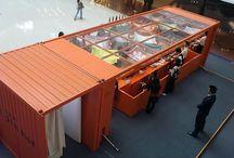 urban kiosks