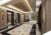 asansör holü