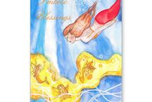 Wheel Of The Year By Fairychamber / Art and illustrations by Niina Niskanen.