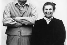 Charles & Ray Eames / by Tyler Culbertson
