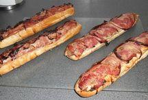 recepten met brood/broodjes