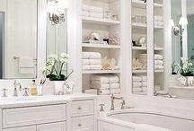 Bathroom Spaces & Ideas