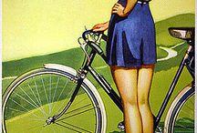 Bici raileigh