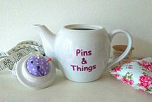 Etsy Shop Board / handmade items available from the UK