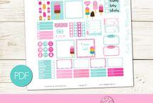 mini happy planner