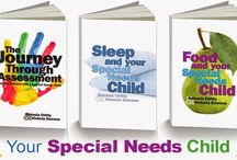 Special needs books and blogs / Information to help parents of children with special needs, disabilities and long term medical conditions