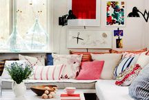 Textiles and Texture / Decorating