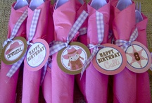 Willow's Birthday - Party Ideas / by Kelly Jarrard