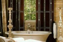 Chateau bathrooms