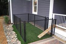doggie area
