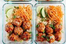 Lunch meal prep ideas