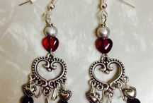 Jewelry Designs / My earring designs / by Amy Alessio