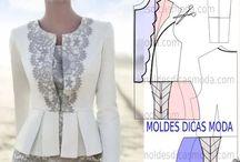 блузы, кофты