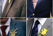 Trajes, novios y casamiento