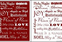 Holiday printables / by Hayley Regan
