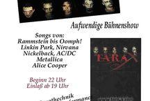 Konzert Events / Konzert Events in Regionen aus Mecklenburg-Vorpommern und deutschlandweit