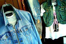 PASIÓN POR EL DENIM / Camperas, chalecos, jeans rectos, jeans capri, bermudas y mucho más! #KOXIS #TUCCI #MOTOROIL #KOSIUKO #TAOSJEANS #MEXX #LEVIS #AYRES Si sos #DenimMinded seguínos!