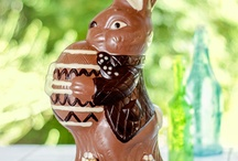 Easter Eggs and Gift Hampers