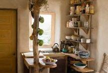 HOME / Revestimientos, distribución de espacios, iluminación, etc.