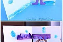 Creative art clas