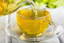 Chá para infecção de urina