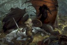 Lord of the Rings / by Walter De Marco