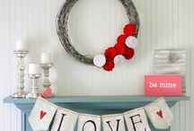 Holiday mantels / by Amy Howard