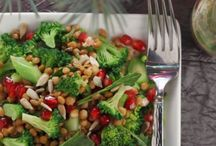 salads to try / by Lynn