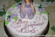 cake design torta principessa Sofia