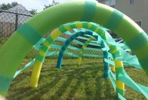 obstacle course Roosevelt