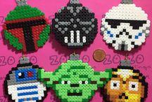 Star wars-hama beads