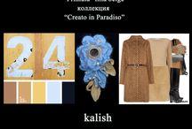 Мода и стиль Style / Немаловажным моментом в создание идеального образа служит сочетание цвета одежды и украшения.  Создав для Вас сочетание «цвет» +брошь+сет   я попытаюсь облегчить эту задачу.  Увидев палитру, Вы сразу можете, представить идеальное сочетание цвета Вашей одежды и оттенка брошки.