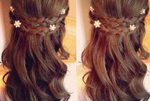 Hair style / by Ola Baz