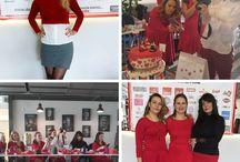 Blogger Etkinlikleri / #blogger #etkinlik #kırmızı #kırmızıkonsepti