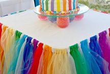 Navya's 1st birthday ideas