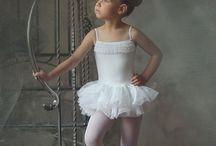 bailarina disfraz