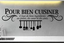 citation cuisine