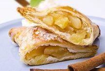 empanadillas de manzana