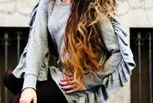 balayage / balayage hair colours